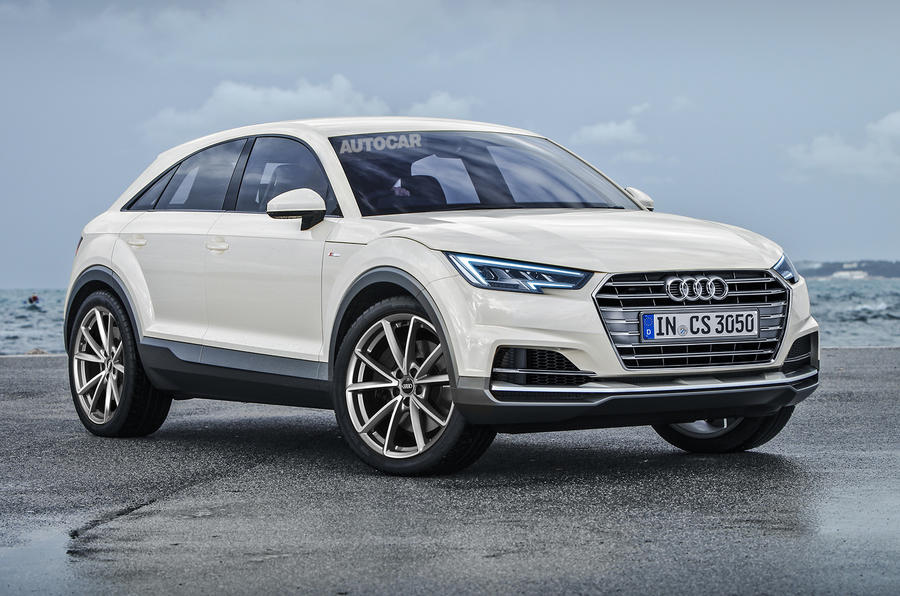 Audi Says New Q4 Will Stand Out From Rest Of Range Autocar