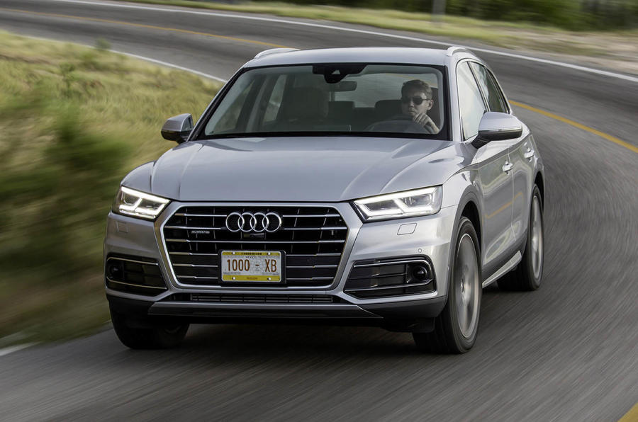 2017 audi q5 3 0 tdi 286 review review autocar. Black Bedroom Furniture Sets. Home Design Ideas