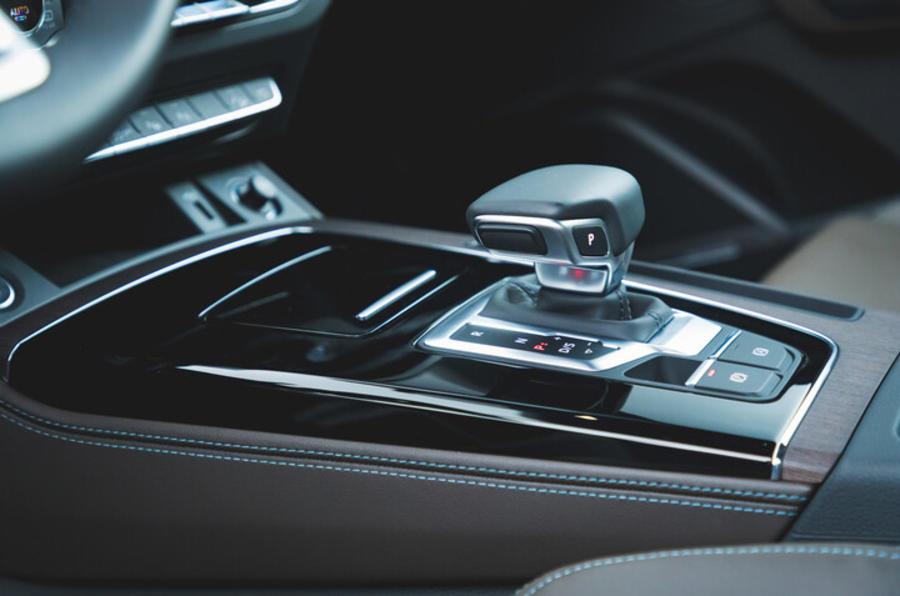 Levier de vitesse Audi Q5 Sportback