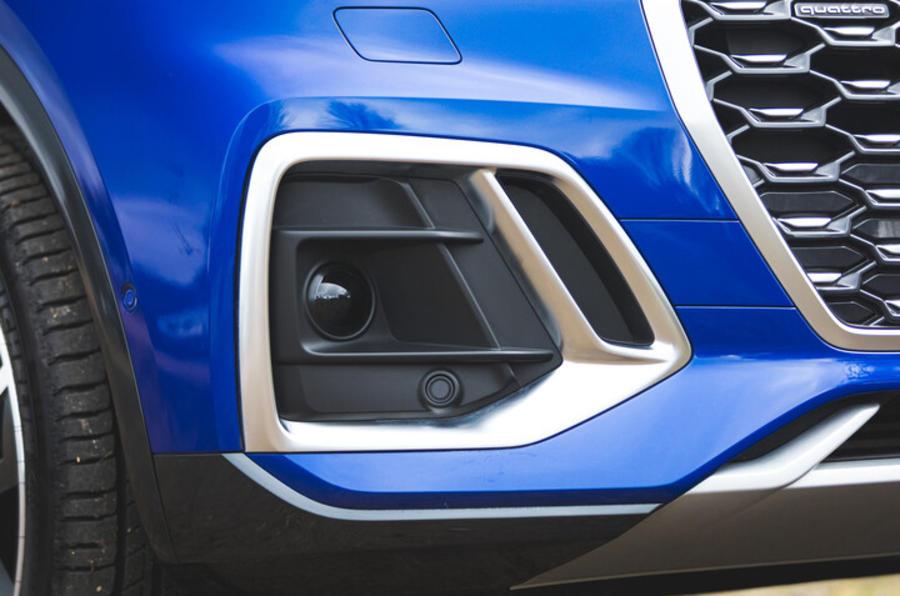 Admission Audi Q5 Sportback