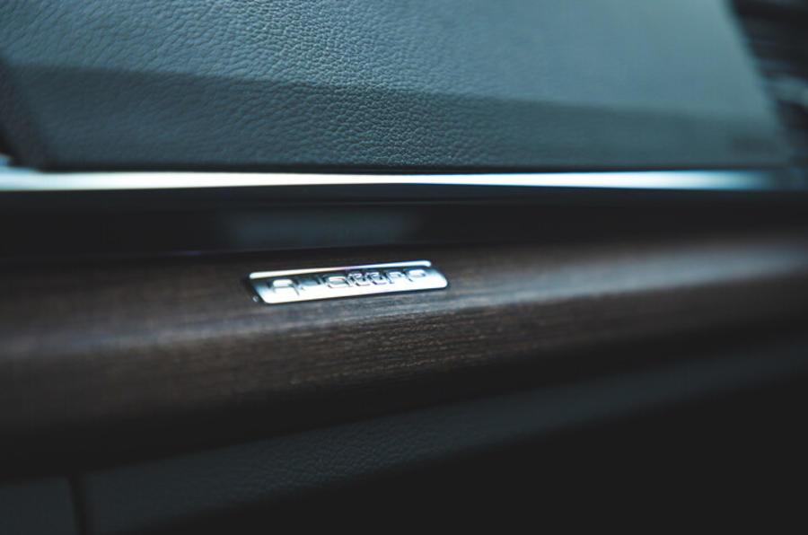 Audi Q5 Sportback bois