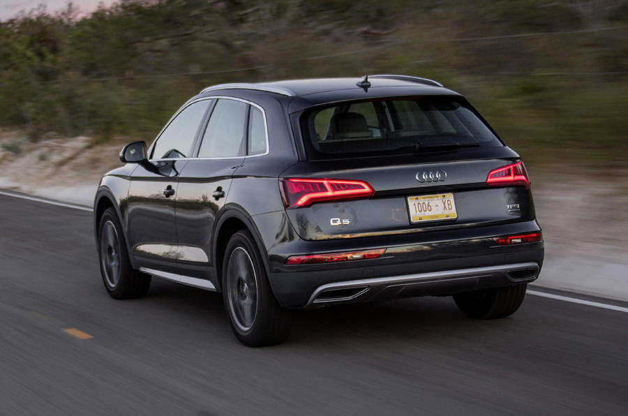 2017 audi q5 2 0 tdi 190 quattro s tronic review review autocar. Black Bedroom Furniture Sets. Home Design Ideas
