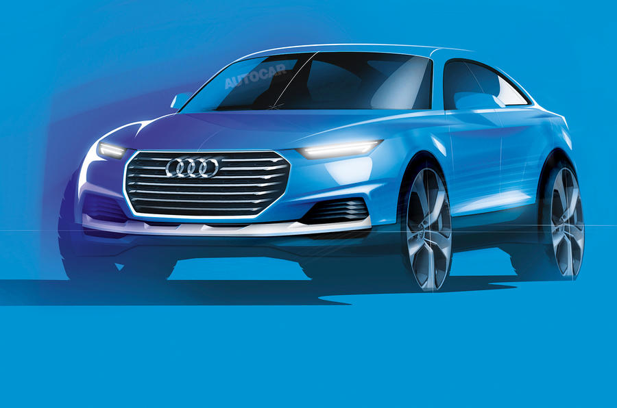 This Autocar Image Shows How Audi 39 S Electric Suv Concept Could Look