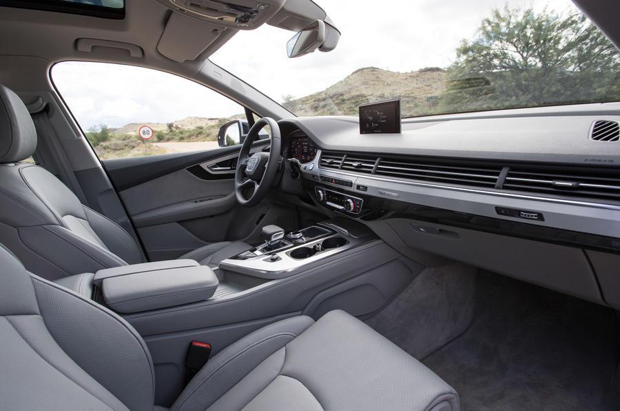 2015 Audi Q7 review review | Autocar