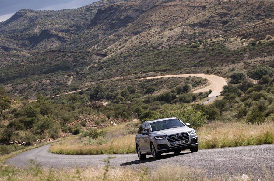 4 star Audi Q7