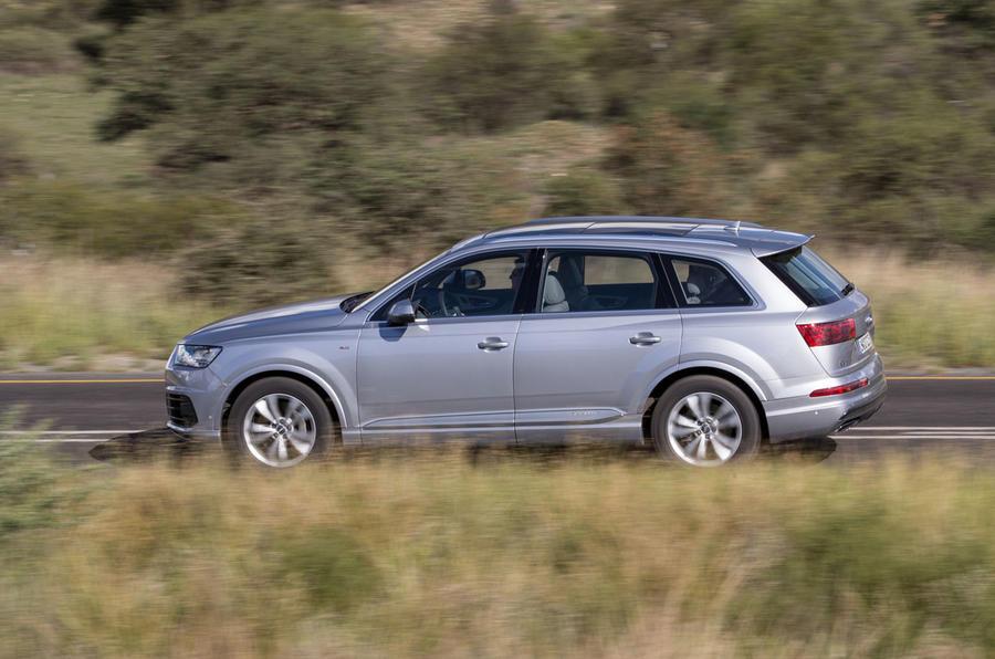 268bhp Audi Q7