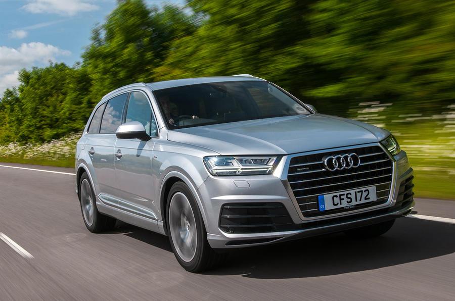 £51,250 Audi Q7
