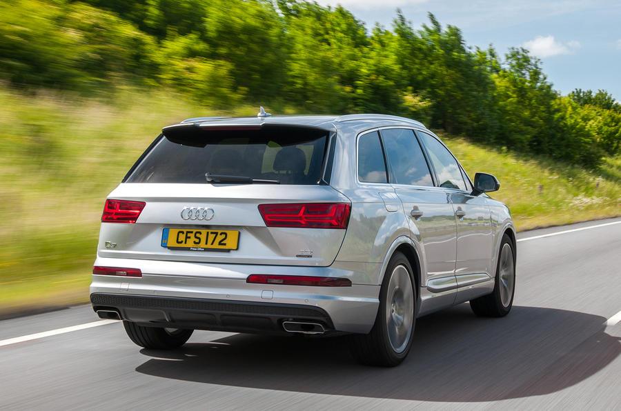 215bhp Audi Q7