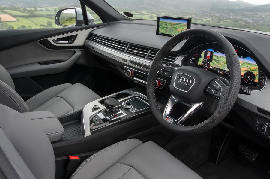 2016 Audi Q7 3 0 Tdi 218 Review Review Autocar