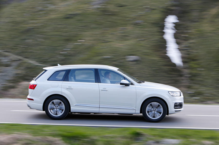 £47,000 Audi Q7 3.0 TDI 218 SE