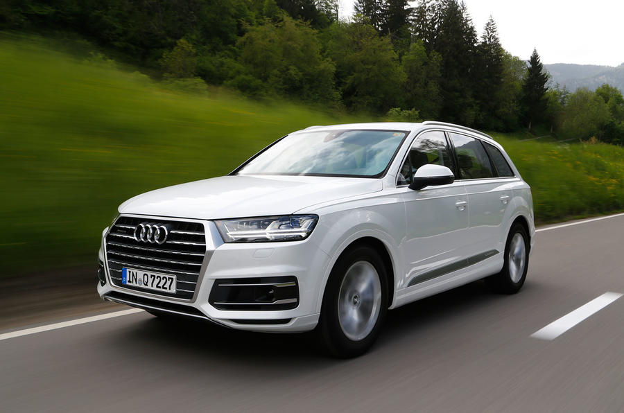 Q7 Review >> 2015 Audi Q7 3 0 Tdi 218 Se Review Review Autocar