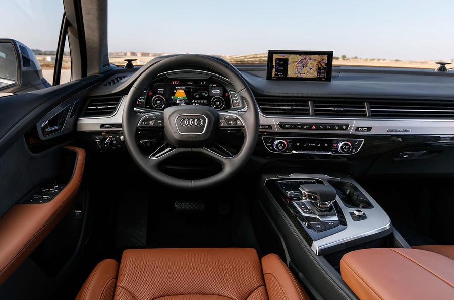 2015 Audi Q7 E Tron Review Review Autocar