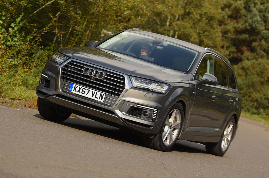Audi Q Etron UK Review Autocar - Audi uk