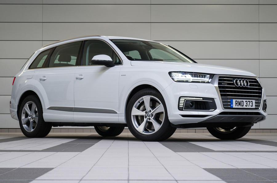 2016 Audi Q7 e-tron review review | Autocar