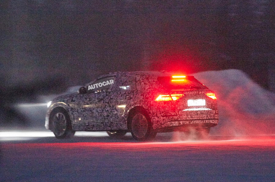 2018 Audi Q8 flagship SUV spotted testing in Scandinavia | Autocar