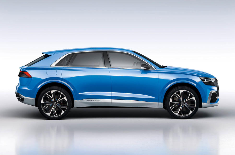 Opinion: Why the Audi Q8 will be a major success