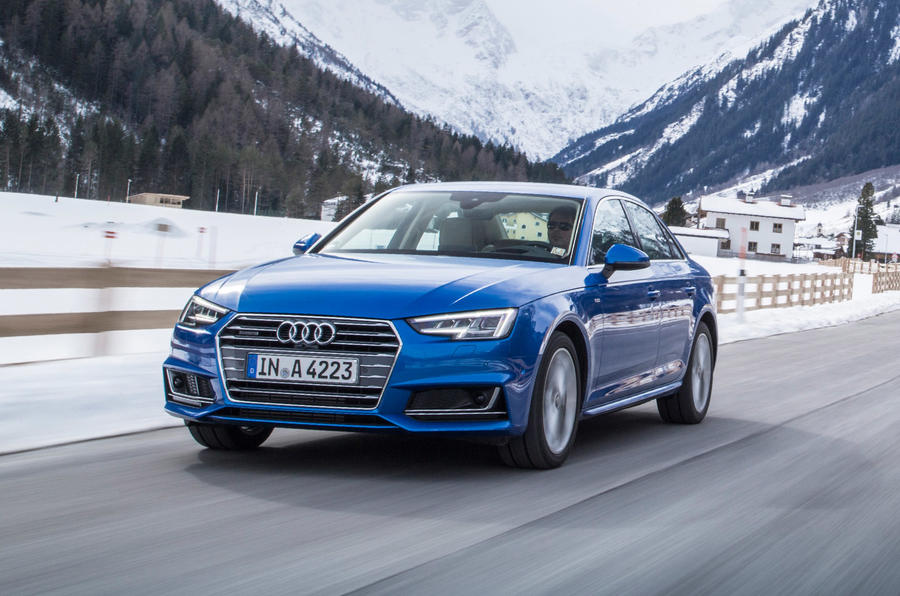 New Audi Quattro Ultra Four Wheel Drive System Detailed