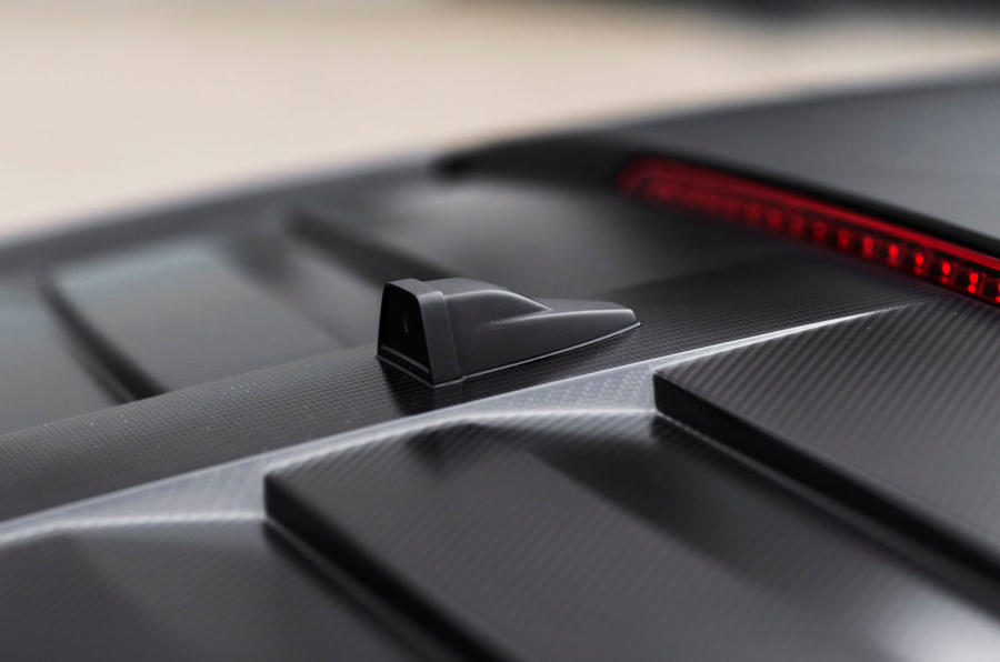 Audi R8 e-tron air vents