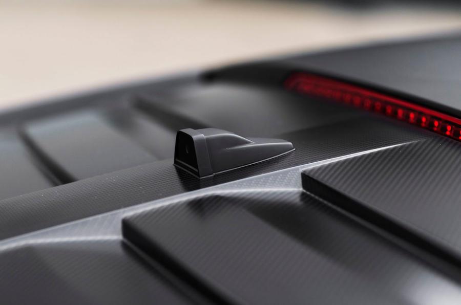 Audi R8 e-tron air vents
