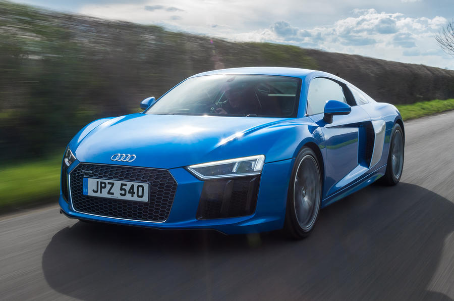 2016 audi r8 v10 uk review review autocar. Black Bedroom Furniture Sets. Home Design Ideas