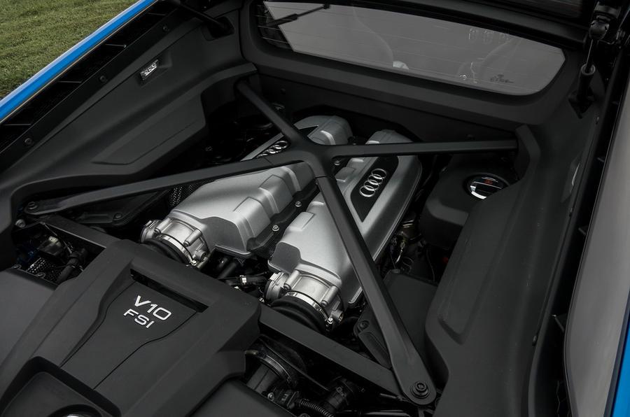 532bhp Audi R8 V10