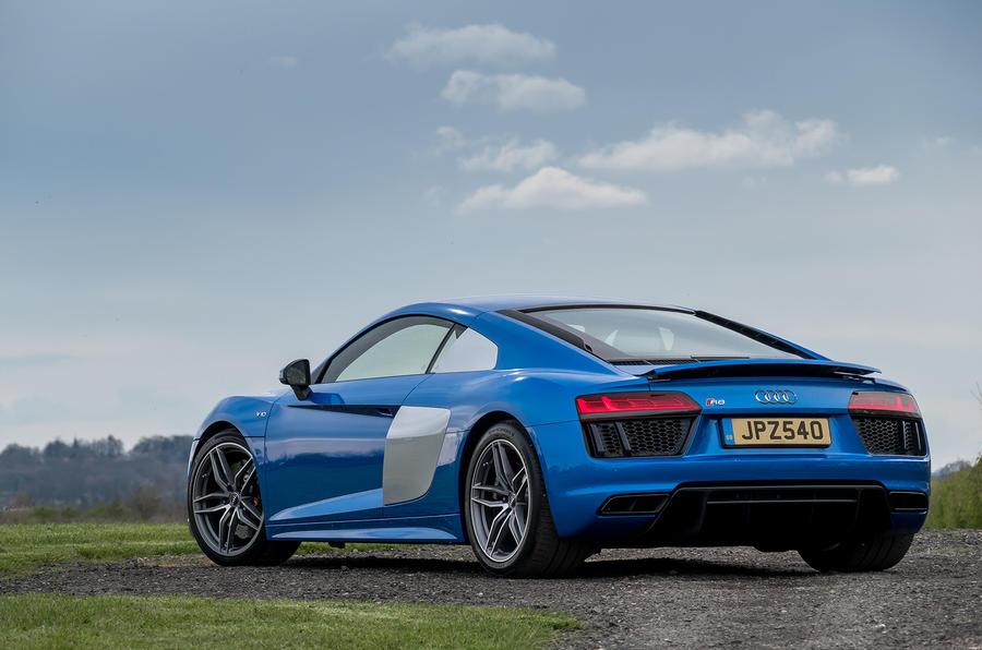 £119,520 Audi R8 V10