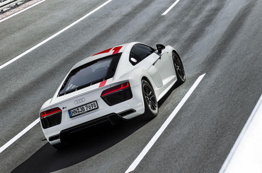 532bhp Audi R8 V10 RWS is model's first rear-drive variant ...