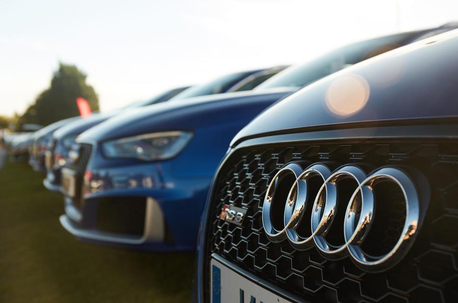 Audi management shake-up