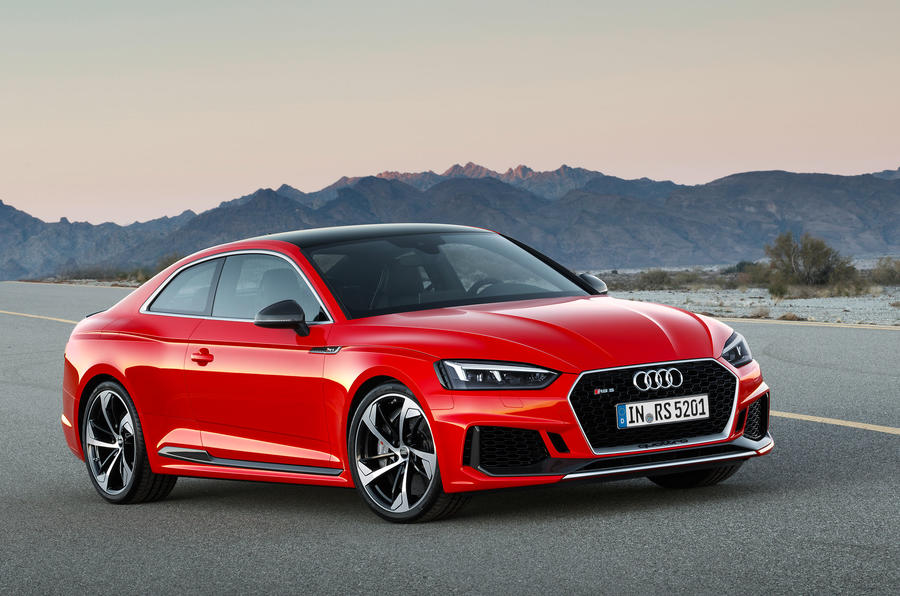 Audi Sport's new performance coupé gets a 444bhp V6 petrol engine ...