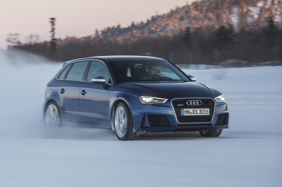 £40,000 Audi RS3 Sportback