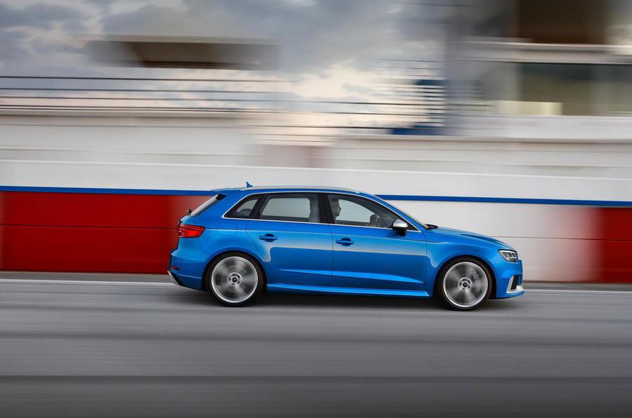 Audi RS3 hatchback
