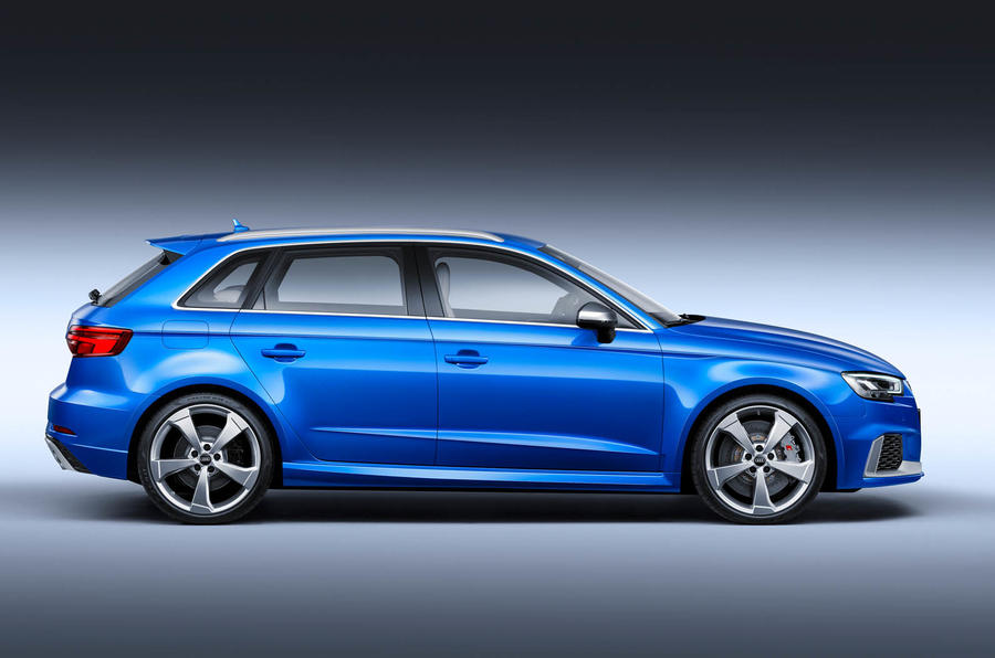 394bhp Audi Rs3 Mega Hatch On Sale From 44 300 Autocar