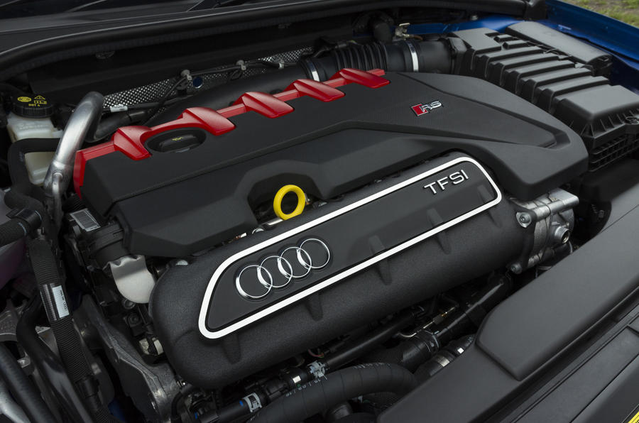 2.5 TFSI Audi RS3 Sportback engine