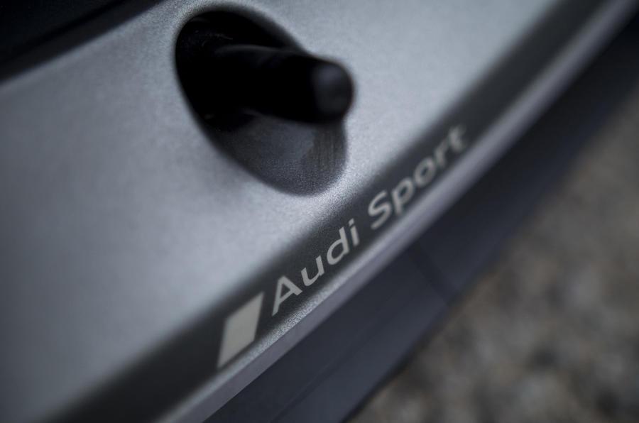 Audi RS3 Sportback Audi Sport alloys