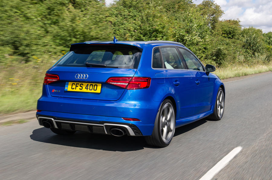 Audi RS Sportback UK Review Autocar - Audi uk