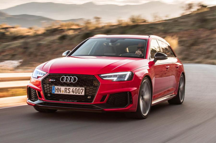 Audi RS Avant Review Autocar - Audi rs4