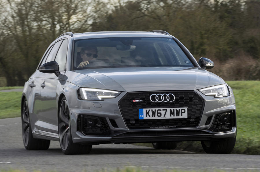 Audi RS4 Avant 2018 UK review | Autocar