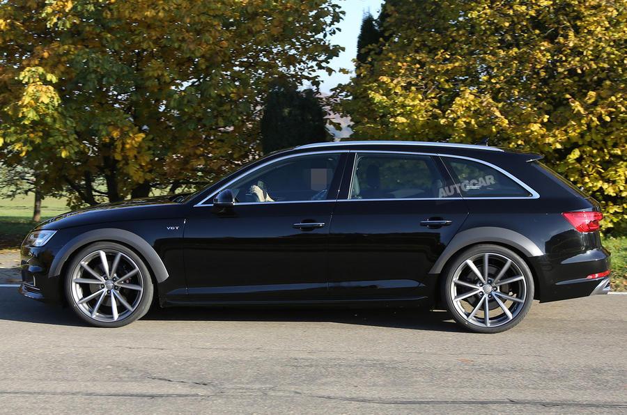 2016 Audi Rs4 Avant Goes Track Testing Autocar
