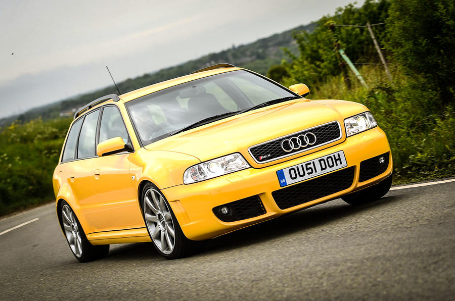 Audi Rs4 B5 Review Past Masters Autocar