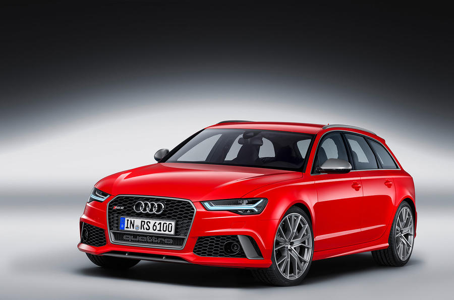 Audi rs6 specs