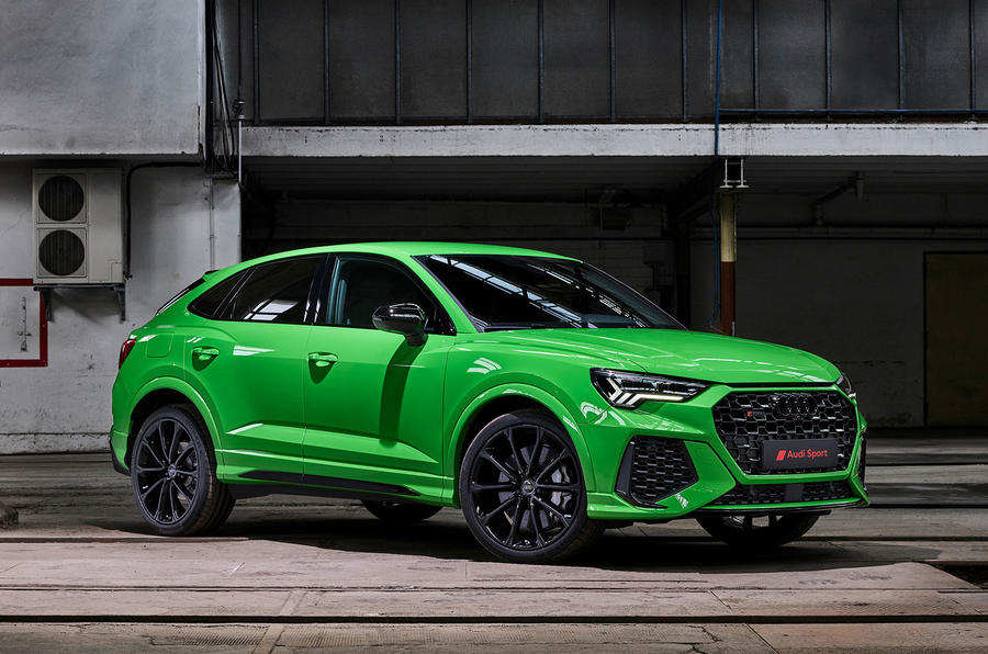 Mercedes For Sale >> Audi Sport expands hot SUV line-up with RS Q3 Sportback | Autocar