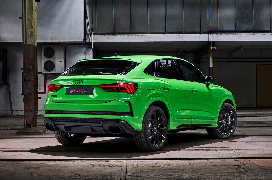 Audi Sport Expands Hot Suv Line Up With Rs Q3 Sportback