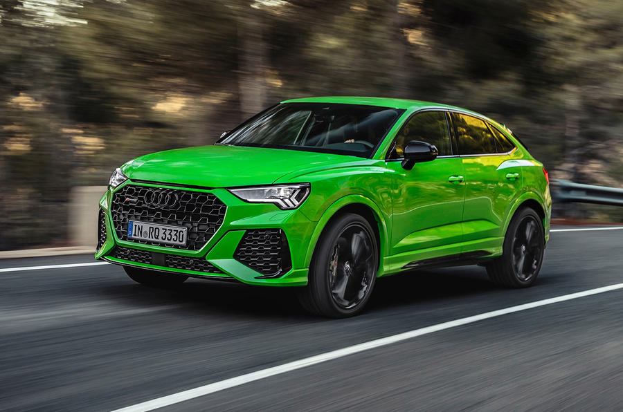 Audi Sport expands hot SUV line-up with RS Q3 Sportback