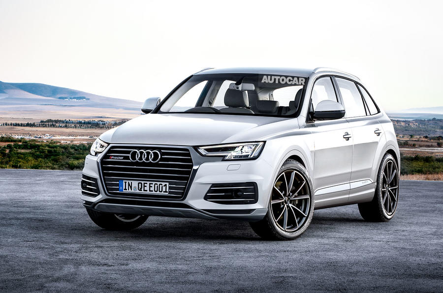 new audi q5 rs ready for 2017 launch autocar. Black Bedroom Furniture Sets. Home Design Ideas