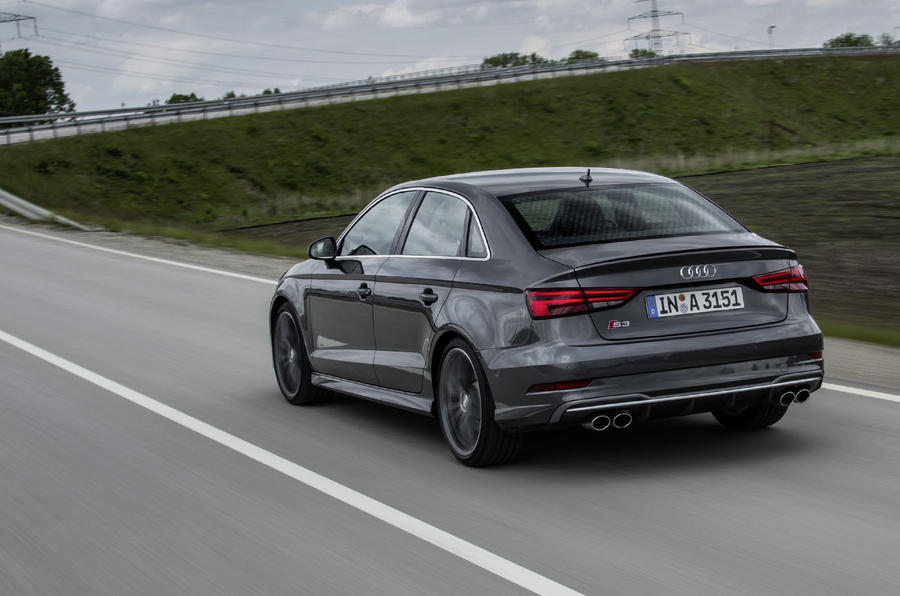 2016 audi s3 saloon review review autocar. Black Bedroom Furniture Sets. Home Design Ideas
