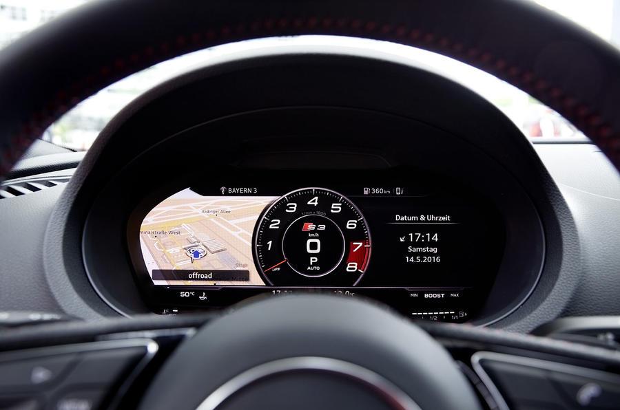 2016 Audi S3 Saloon review review | Autocar