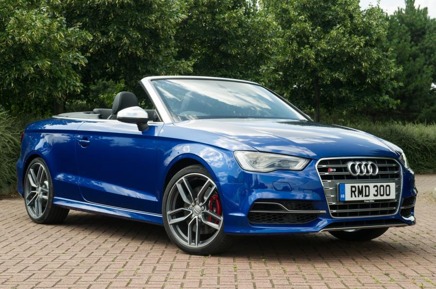 4 star Audi S3 Cabriolet