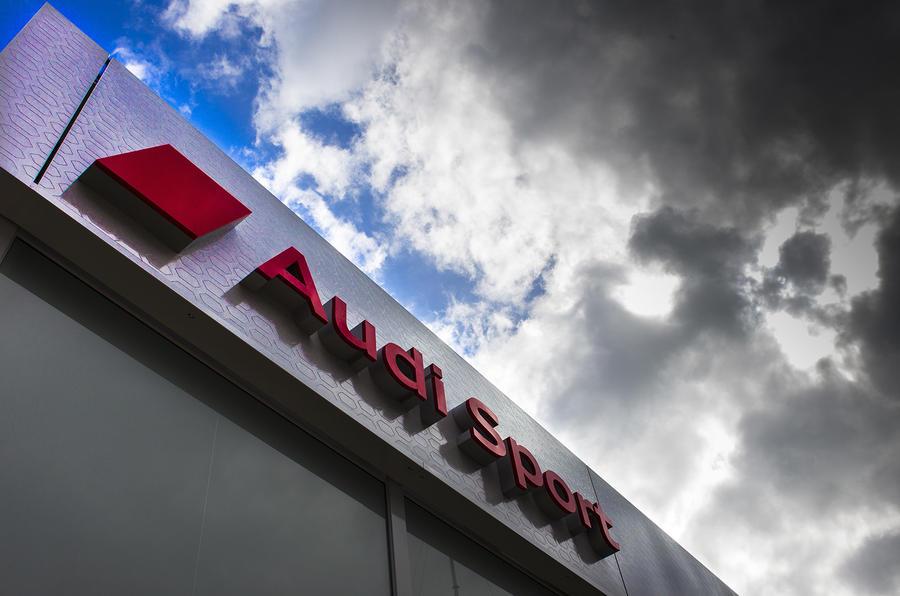 Audi R18 Silverstone