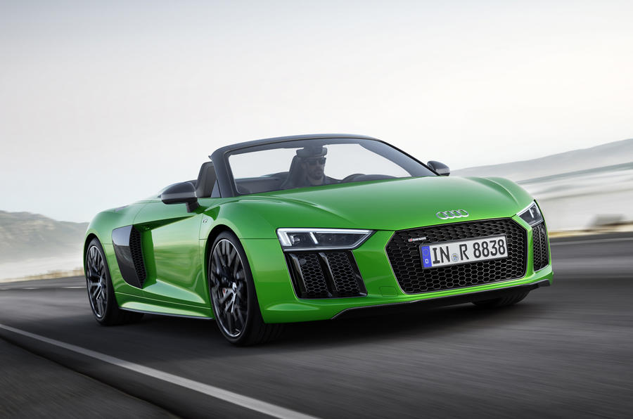 First Electric Audi Sport Cars Likely To Be Suvs Autocar