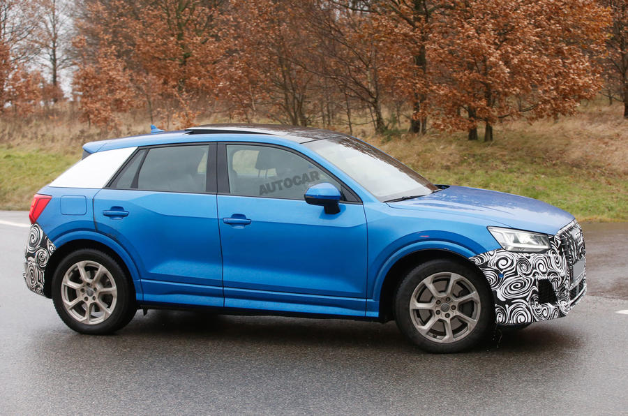 Audi SQ2 due with 300bhp next year